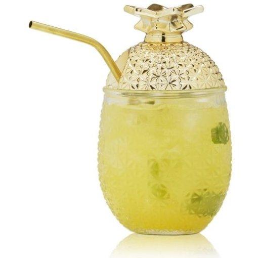 "Brilliant Ensemble de verre cocktail ""Ananas"" de Brilliant"