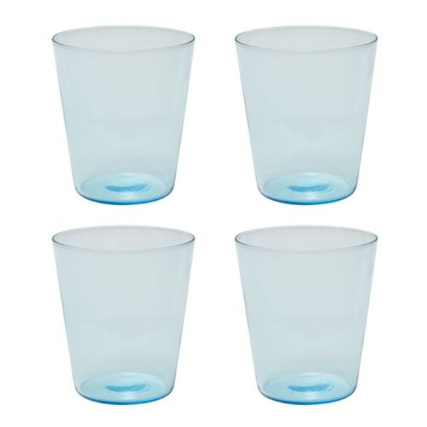 """Boho"" Ocean Blue Tumbler Set by Brilliant"