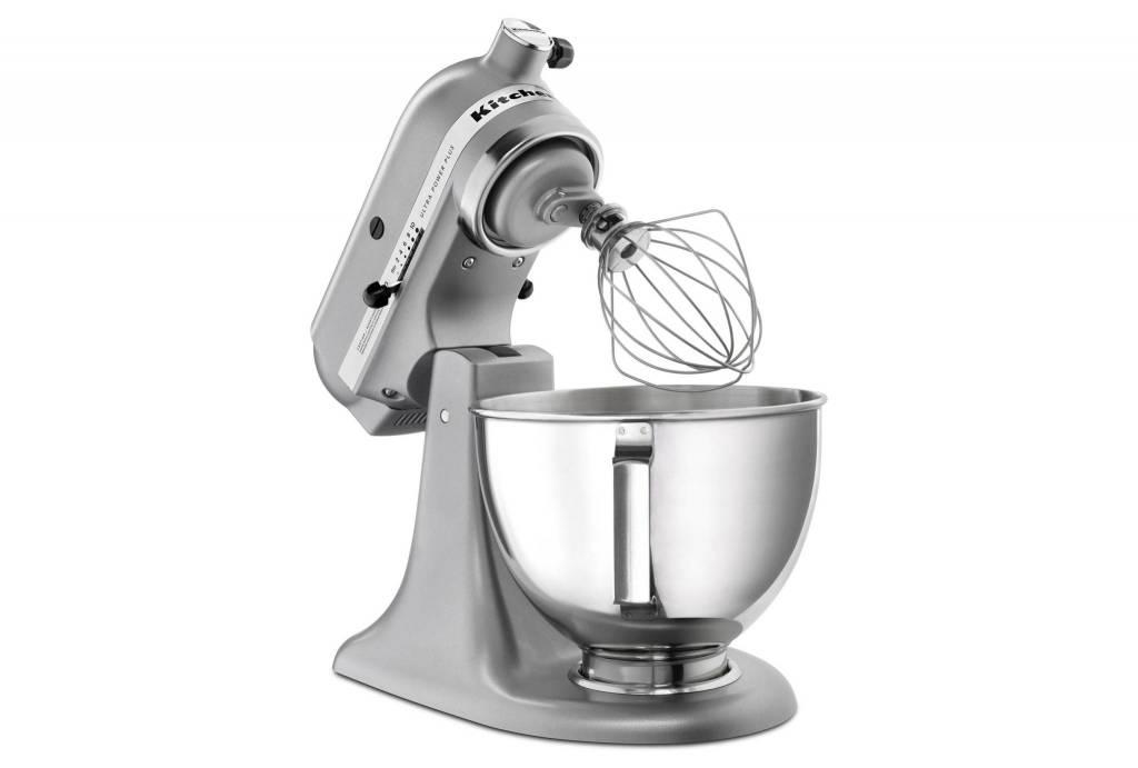 Kitchenaid 174 Silver Ultra Power Plus 4 5 Qt Tilt Head Stand