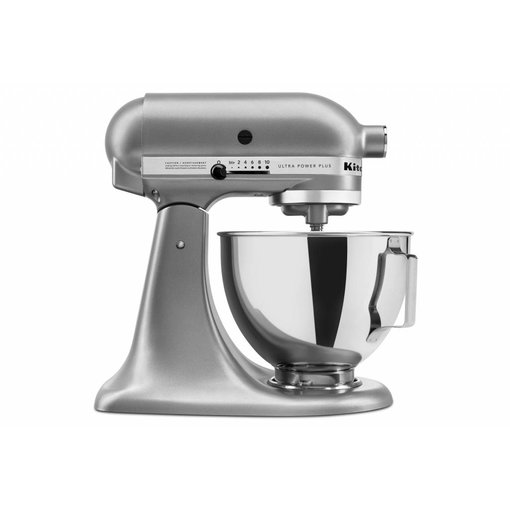 KitchenAid KitchenAid® Silver Ultra Power Plus 4.5 Qt Tilt-Head Stand Mixer