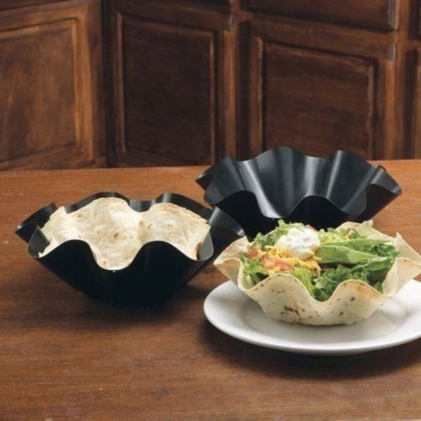 Norpro Non Stick Large Tortilla Bowl Bakers, Set of 2