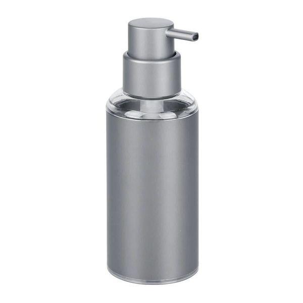 Pompe à savon aluminium Metro de graphite de InterDesign