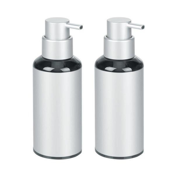InterDesign Metro Aluminum Soap Pump Silver