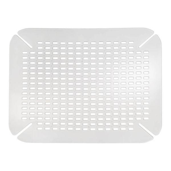 InterDesign Sinkworks Contour Sink Saver Clear