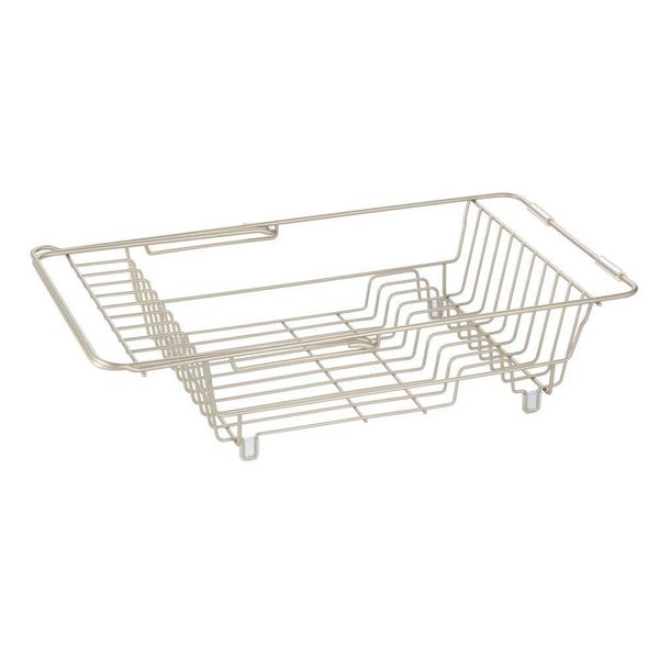 InterDesign Classico Over Sink Dish Drainer