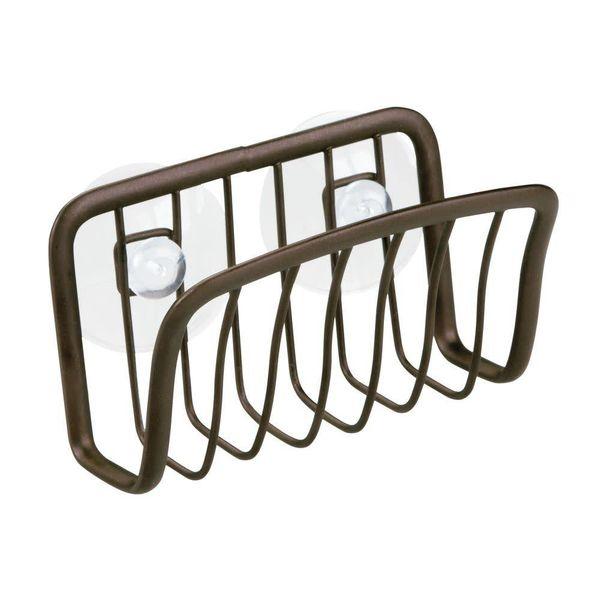 Porte-éponge à ventouses Cameo de InterDesign