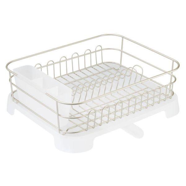 Égouttoir à vaisselle avec bec verseur pivotant Classico de InterDesign