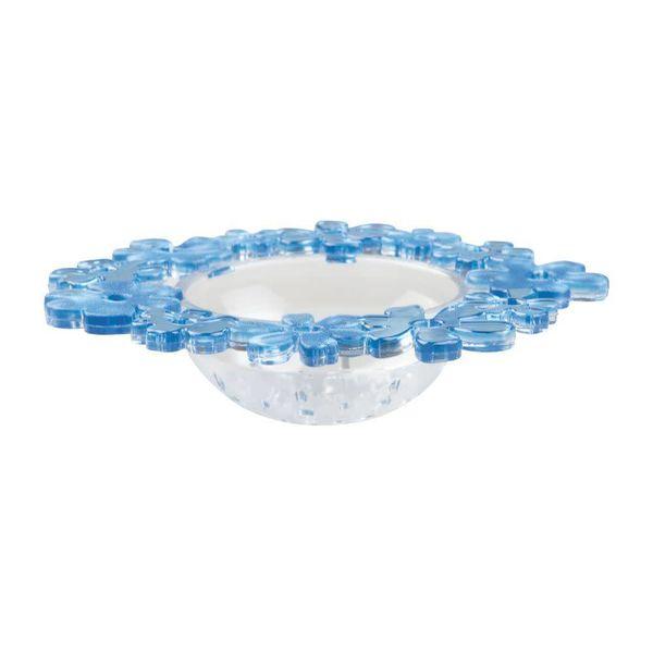 InterDesign Blumz Sink Strainer Blue