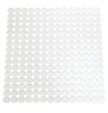 Interdesign Tapis d'évier transparent format régulier Orbz de InterDesign