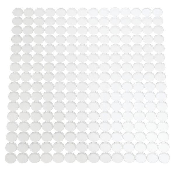 Tapis d'évier transparent format régulier Orbz de InterDesign