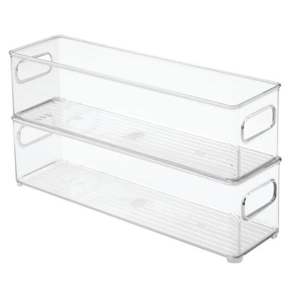 """Bacs à réfrigérateur et congélateur 4 x 14.5 x 4"""" de InterDesign"""