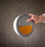 Rosti Mepal Rosti Mepal Cirqula Multi Bowl & Lid 350 ml Nordic  Blush