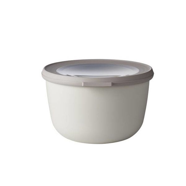 Bol multi-fonction Cirqula 1 L - Nordic White de Rosti Mepal