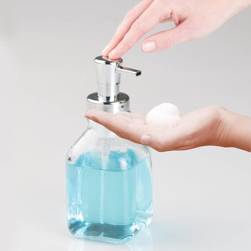Interdesign Pompe à savon moussant Cora de InterDesign