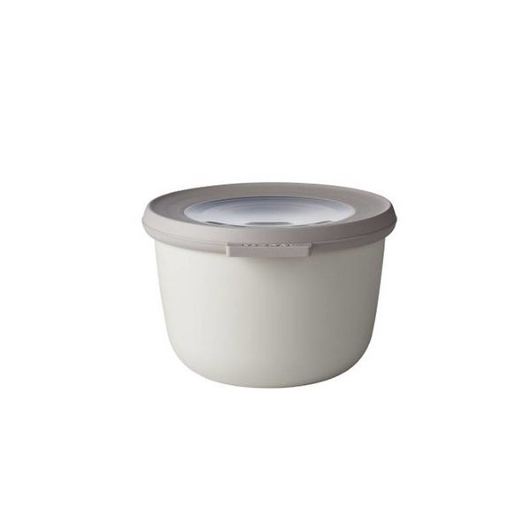 Rosti Mepal Cirqula Multi Bowl & Lid 500ml Nordic  White