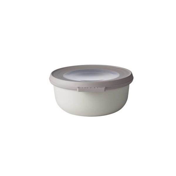 Rosti Mepal Cirqula Multi Bowl & Lid 350ml Nordic  White