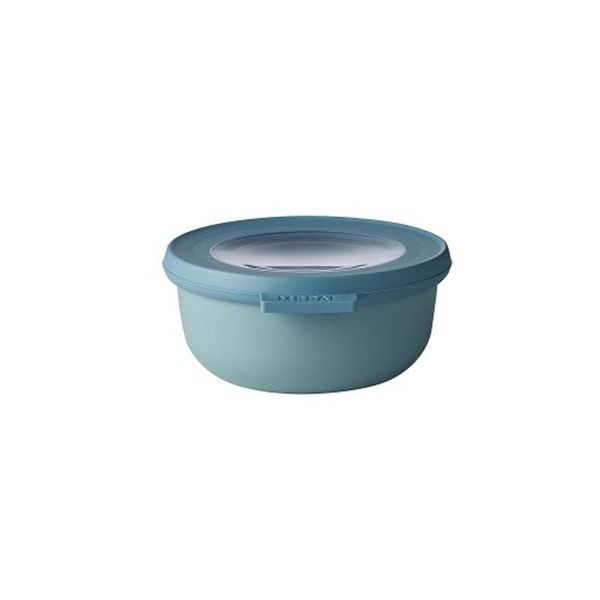 Rosti Mepal Cirqula Multi Bowl & Lid 350ml Nordic  Green