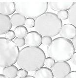 Interdesign Tapis d'évier transparent Bubbli grand format de InterDesign