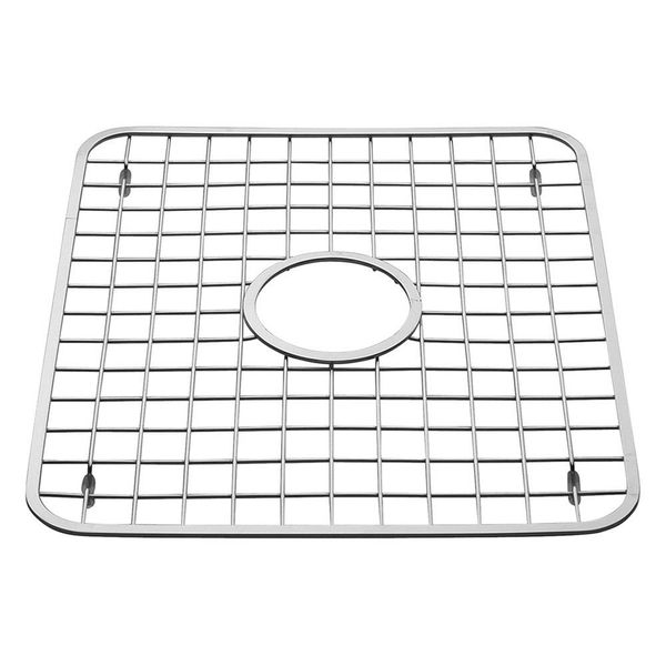 InterDesign Gia Sink Grid with Hole