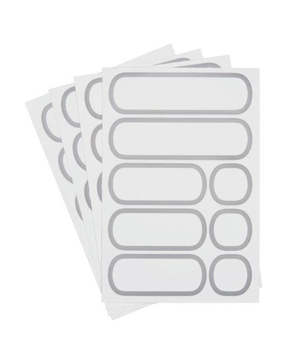 Oxo OXO POP Removable Labels 32pk