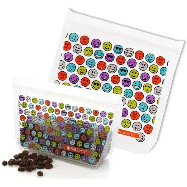 Full Circle ZIPTUCK™ Reusable Lunch Bag Set