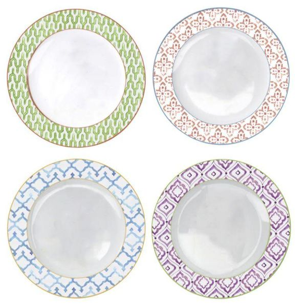 BIA Set of 4 MARRAKECH Plates