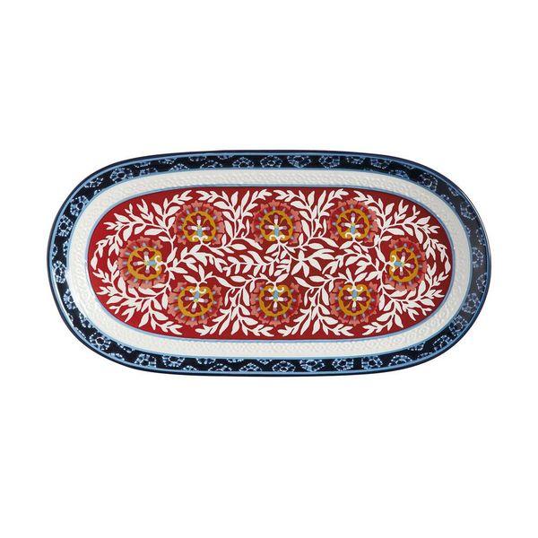 BOHO Oblong Platter 33x17cm