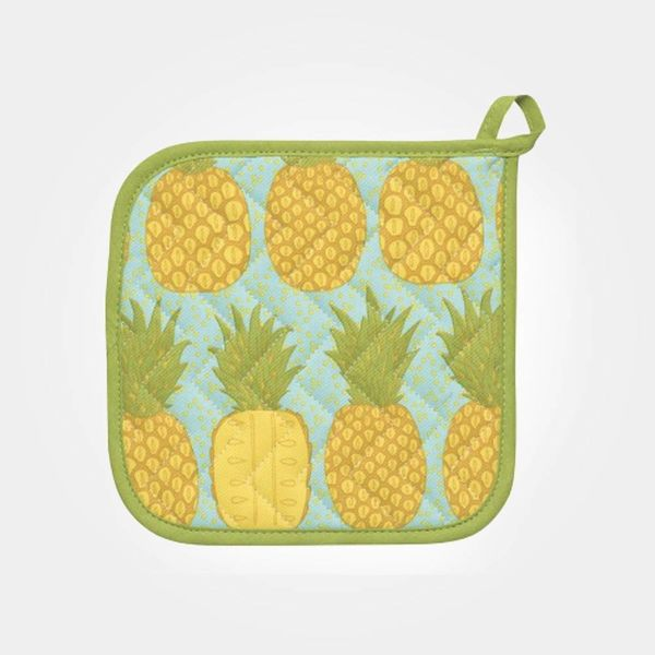 Pineapples Potholder by Now Designs