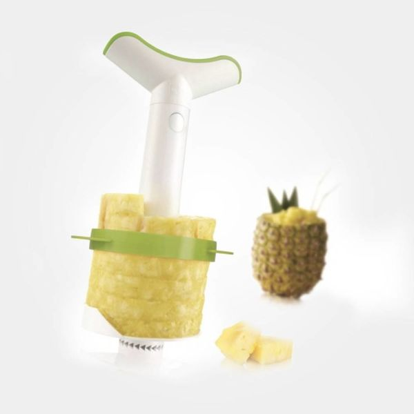 Tomorrow's Kitchen Pineapple Slicer & Wedger Green