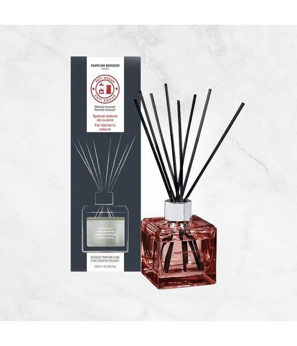 """Lampe Berger de Paris Bouquet parfumé cube anti odeur de cuisine """"Frais et Fleuri"""" par Lampe Berger Paris"""