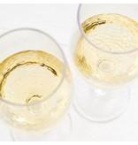 Ricardo Ricardo Set of 4 Shatter-resistant Wine Glasses