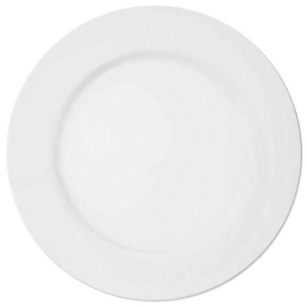 """Assiette dîner 10.5"""" """"Canvas"""" par Mann"""