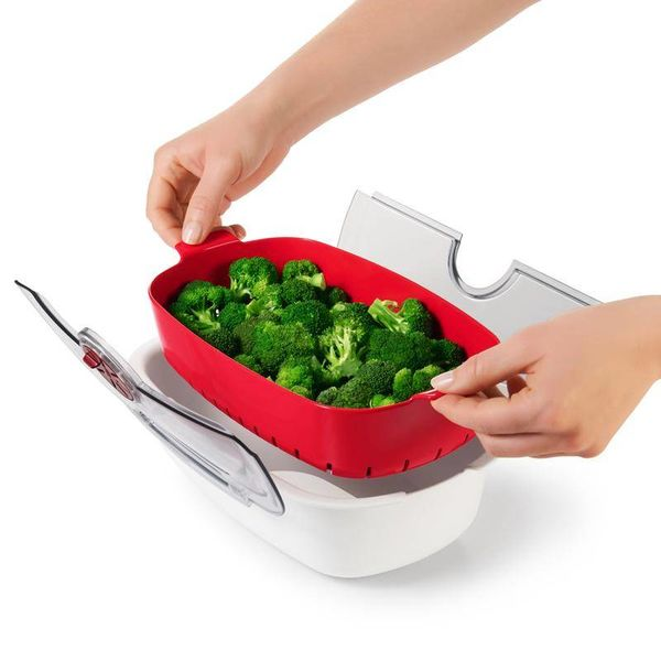 Oxo Microwave Steamer