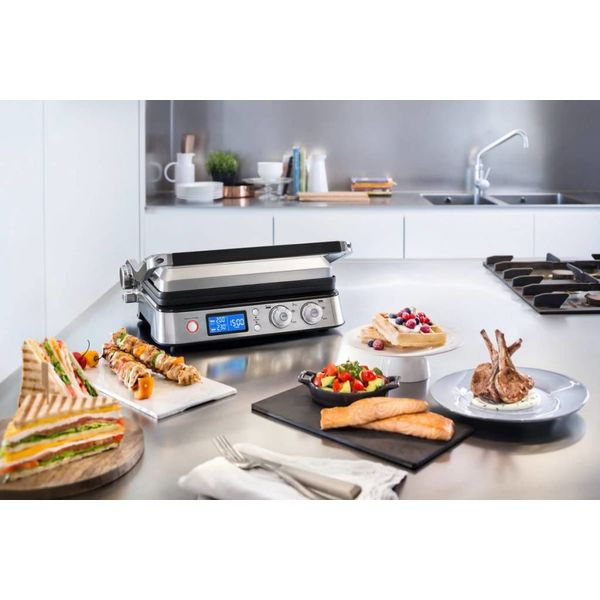 De'Longhi Livenza All-Day Grill with FlexPress System