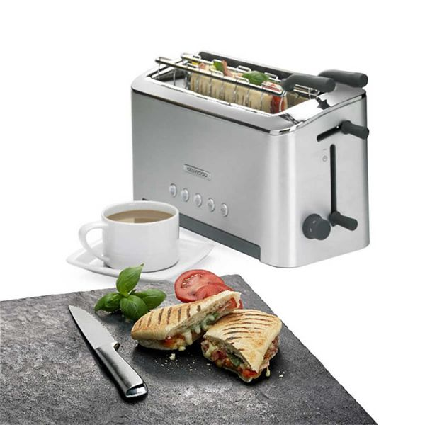 Grille-pain avec accessoire pour paninis de Kenwood