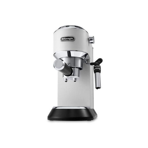 De'Longhi Dedica Deluxe Manual Espresso  & Cappuccino Maker White