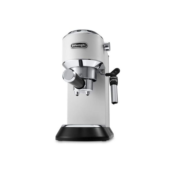 Machine à espresso et cappuccino  Dedica Deluxe  Blanche de De'longhi