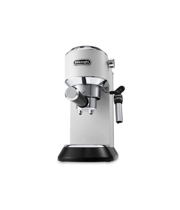 Delonghi De'Longhi Dedica Deluxe Manual Espresso  & Cappuccino Maker White