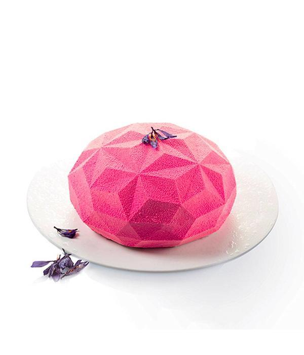 Silikomart  Moule Gâteau 3D Silicone Gemma par Silikomart