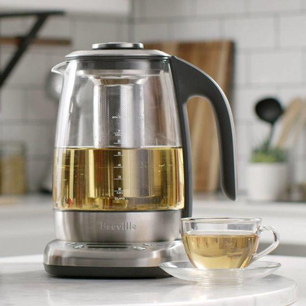 """Bouilloire 1.7L et infuseur à thé manuel """"Smart Tea Infuser"""" de Breville"""