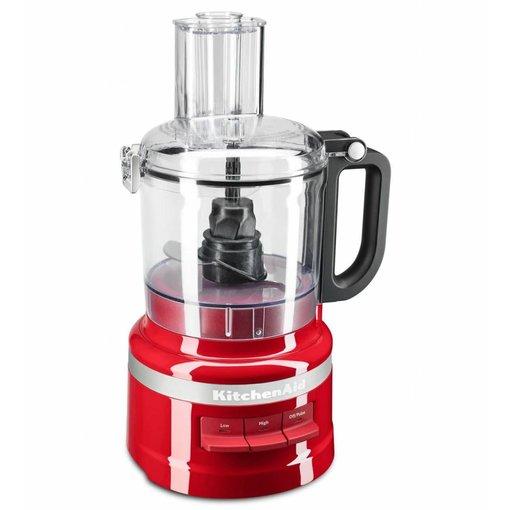 KitchenAid KitchenAid 7 Cup  Food Processor Red