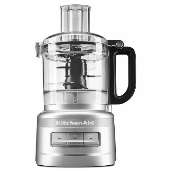 KitchenAid 7 Cup  Food Processor Silver