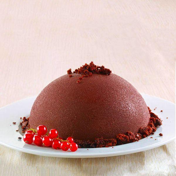 Moule Gâteau 3D Silicone Dome par Silikomart