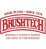 Brosse double-hélice BBQ  40cm par BrushTech