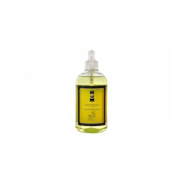 Liquid Soap Lemon Fresh Basil by Sara Cucina