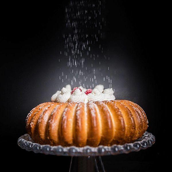 Silikomart 3D Silicone Raggio Cake mould