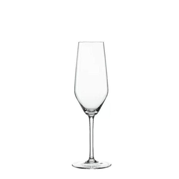 """Ensemble de 4 verres à champagne """"Style"""" par Spiegelau"""