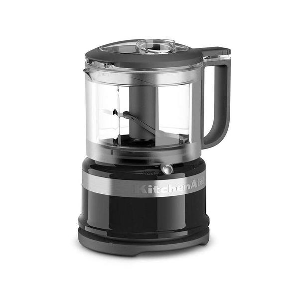 Mini-robot culinaire 3½ tasses par Kitchenaid, Noir