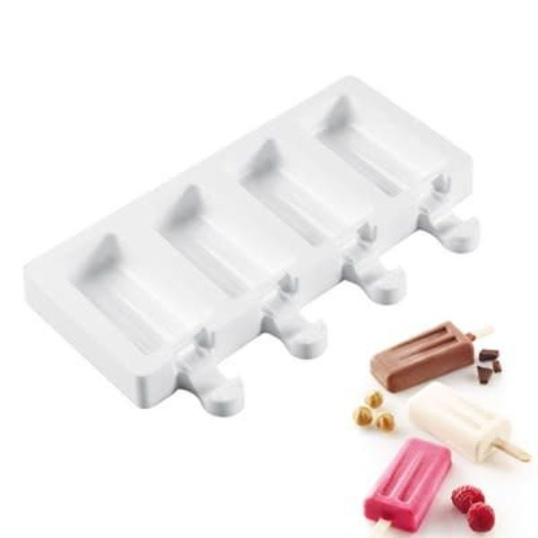 "Silikomart ""Vintage""Ice Cream/Popsicle Mold"