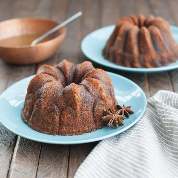 MOULE BUNDT Double par Nordicware